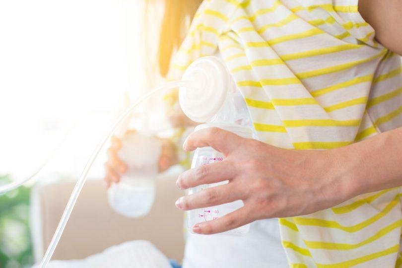 tire lait éléctrique
